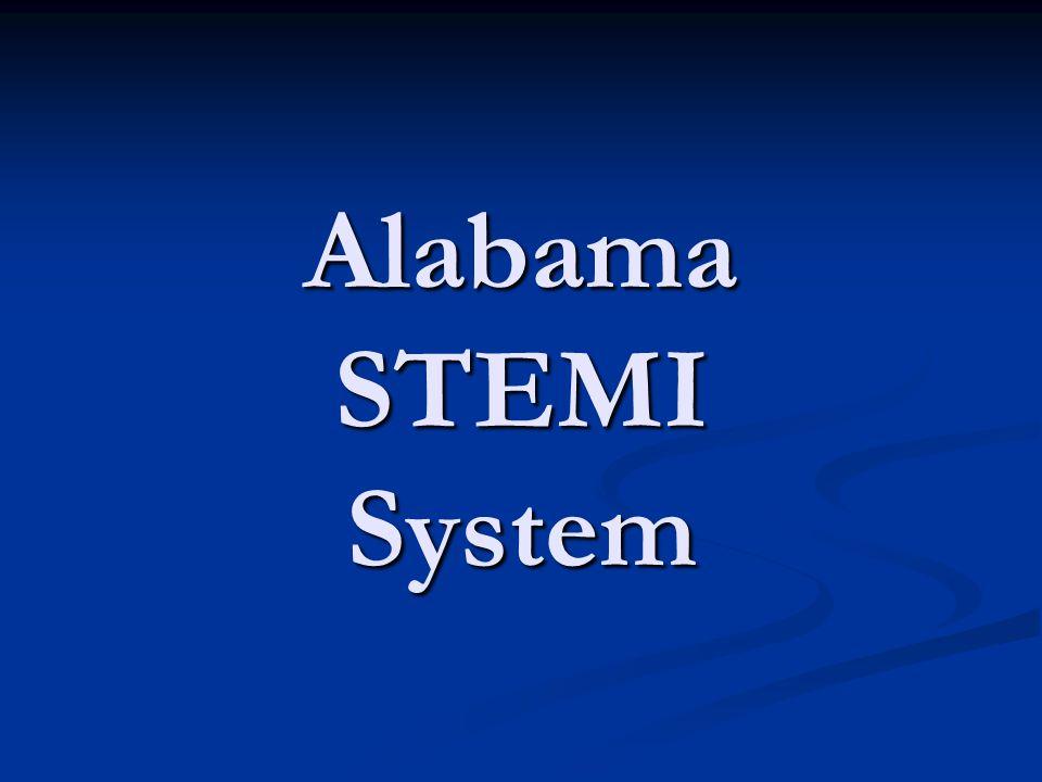 Alabama STEMI System