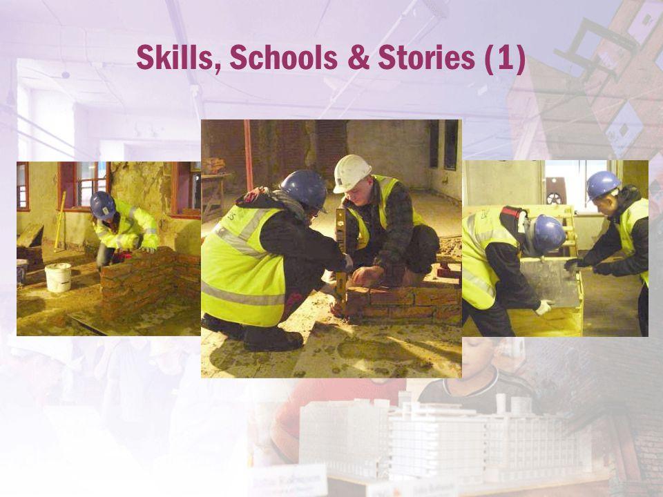 Skills, Schools & Stories (1)