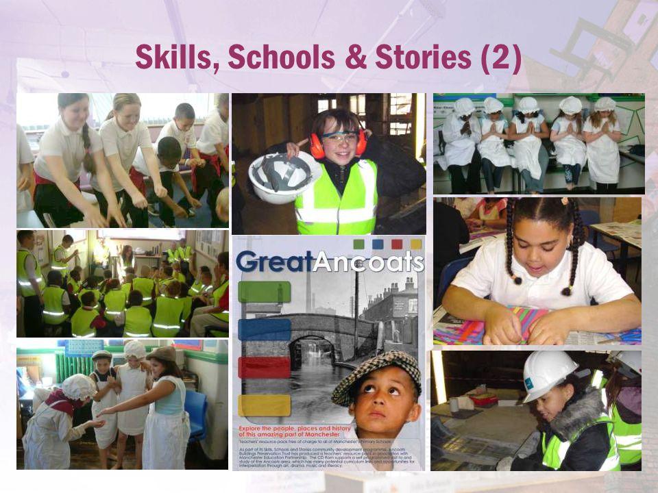 Skills, Schools & Stories (2)