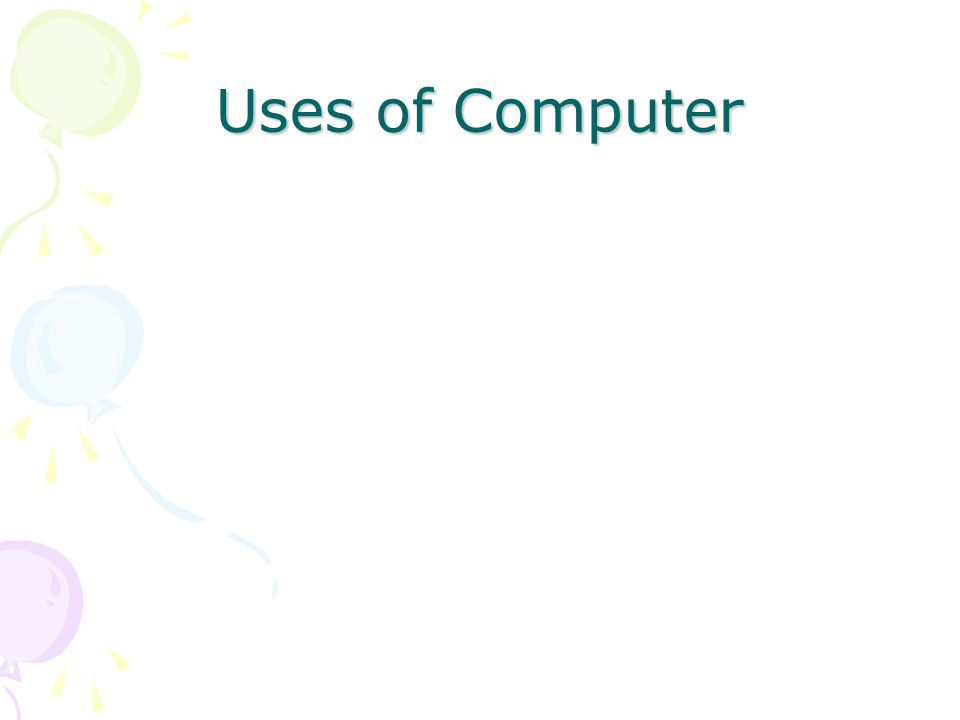 Basic Terminology Computer –A device that accepts input, processes data, stores data, and produces output, all according to a series of stored instructions.