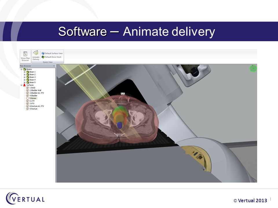 Software – Software – Animate delivery © Vertual 2013