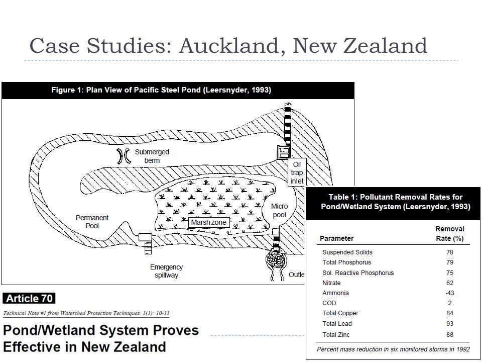 Case Studies: Auckland, New Zealand