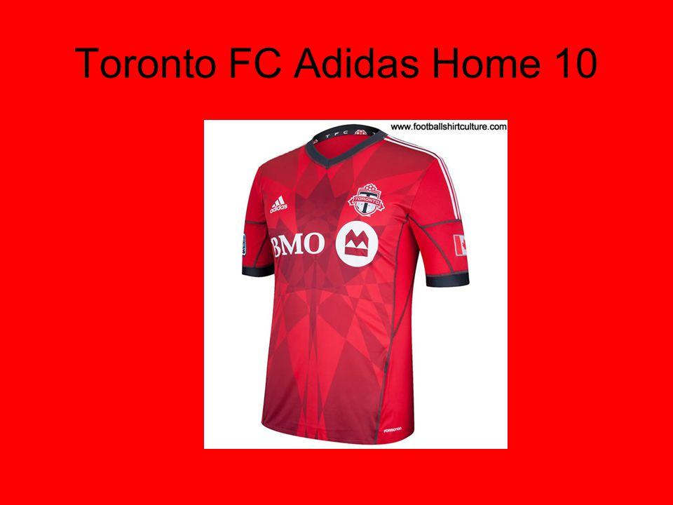 Toronto FC Adidas Home 10