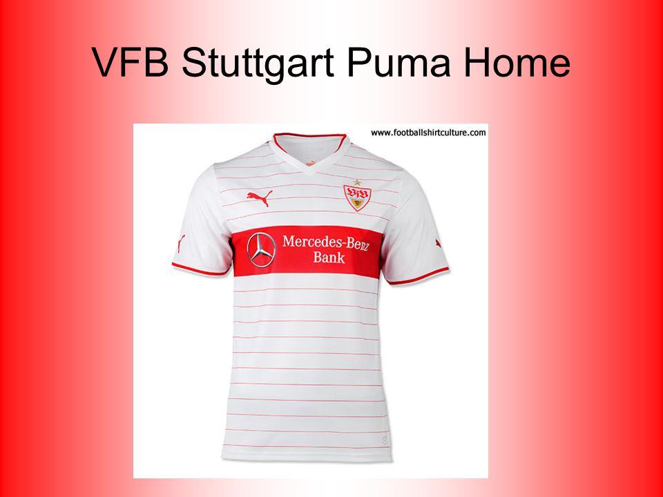 VFB Stuttgart Puma Home