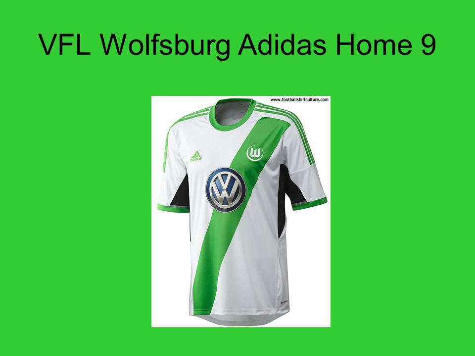 VFL Wolfsburg Adidas Home 9