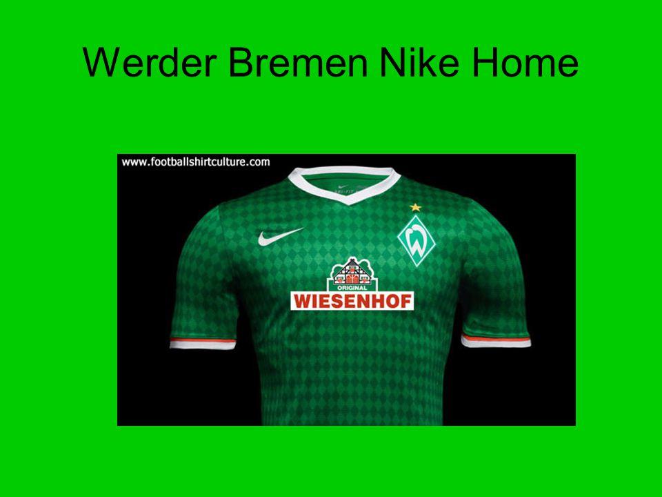 Werder Bremen Nike Home