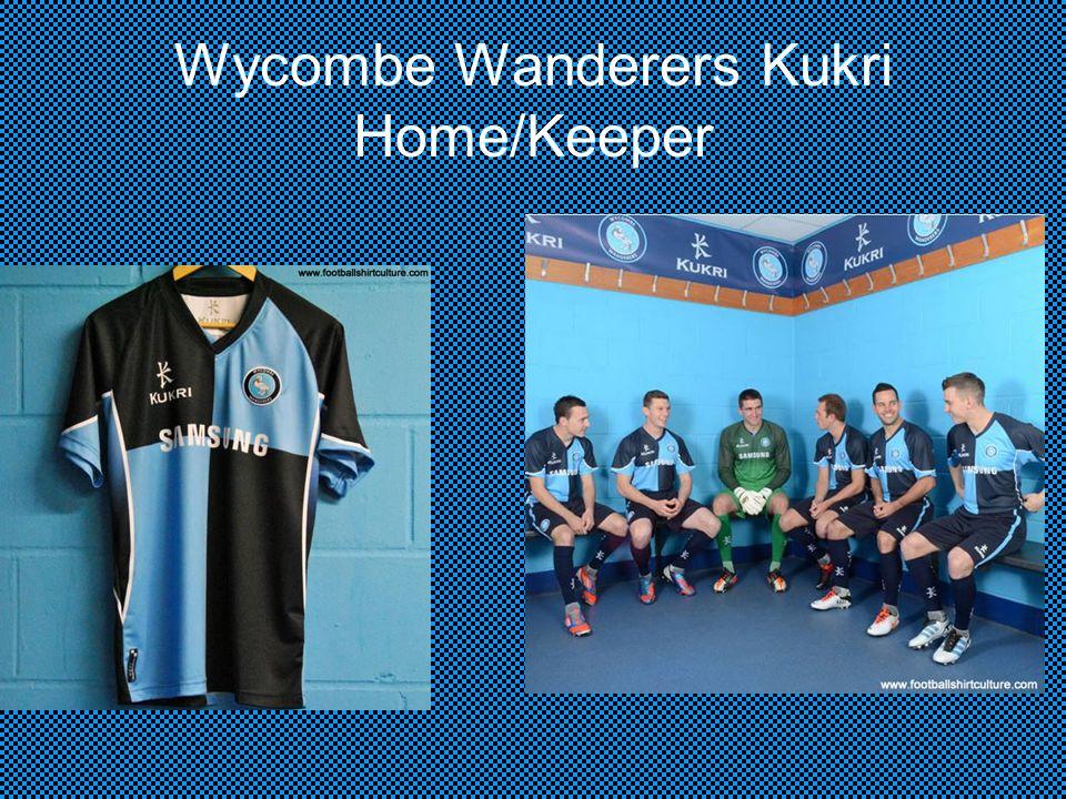 Wycombe Wanderers Kukri Home/Keeper