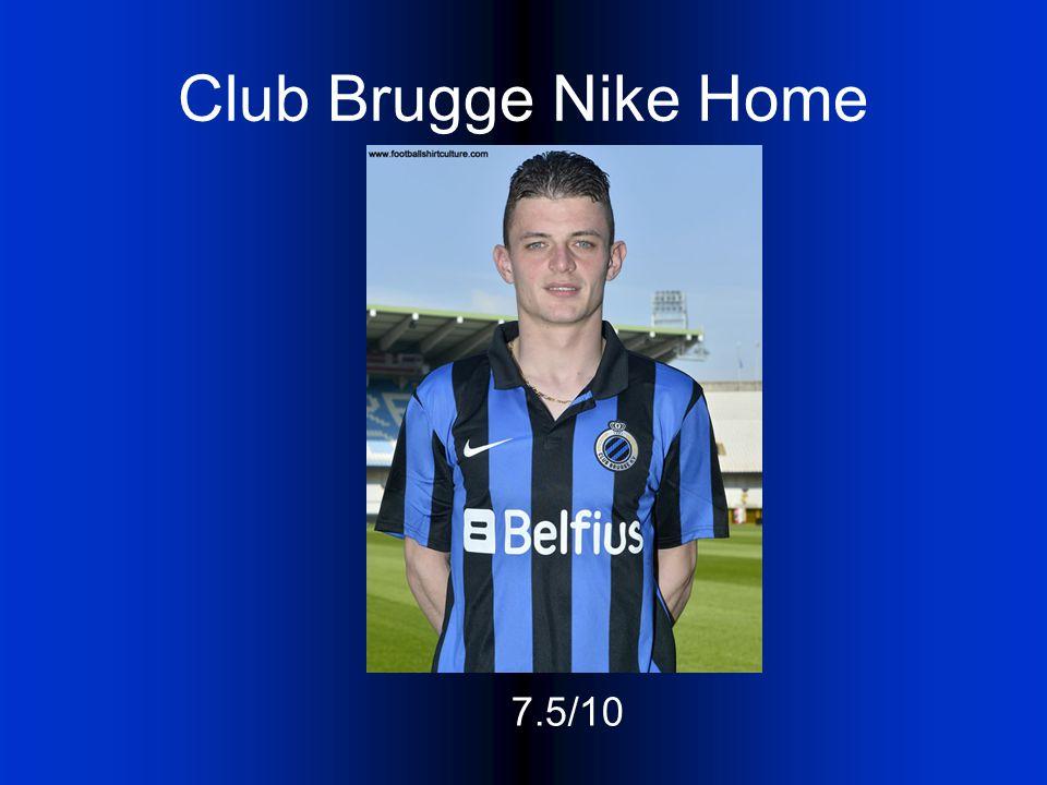 Club Brugge Nike Home 7.5/10