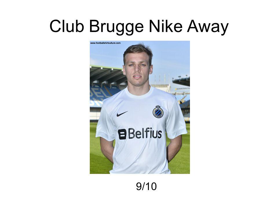 Club Brugge Nike Away 9/10