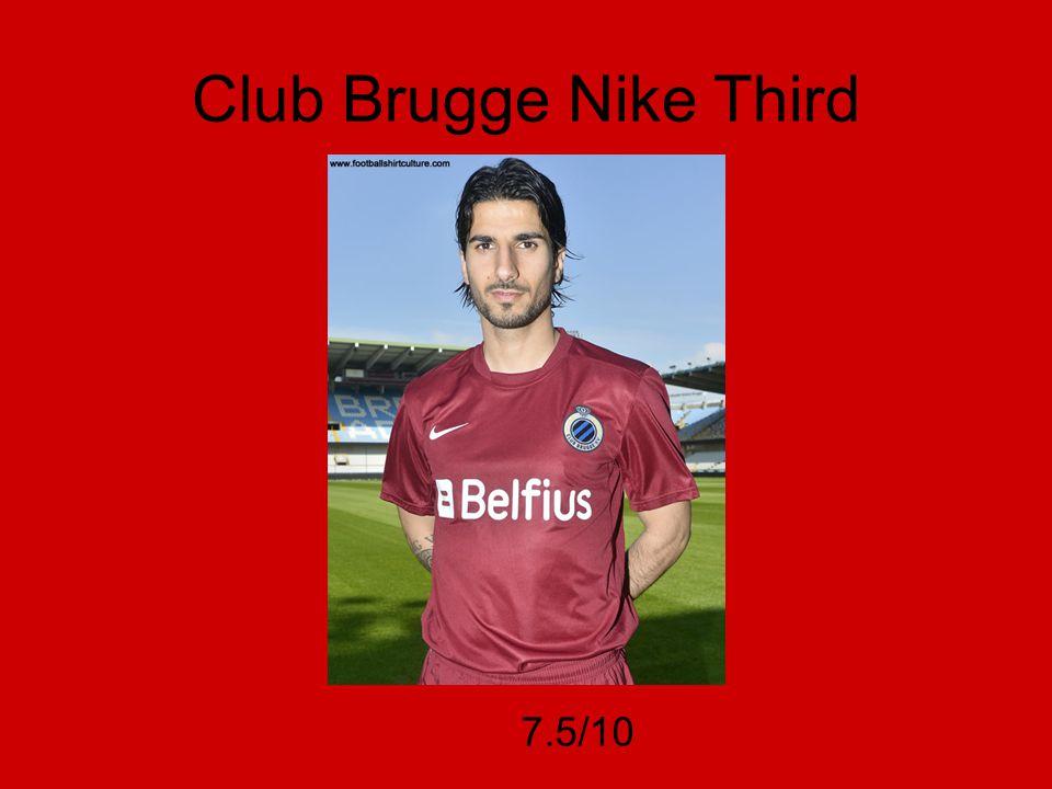 Club Brugge Nike Third 7.5/10