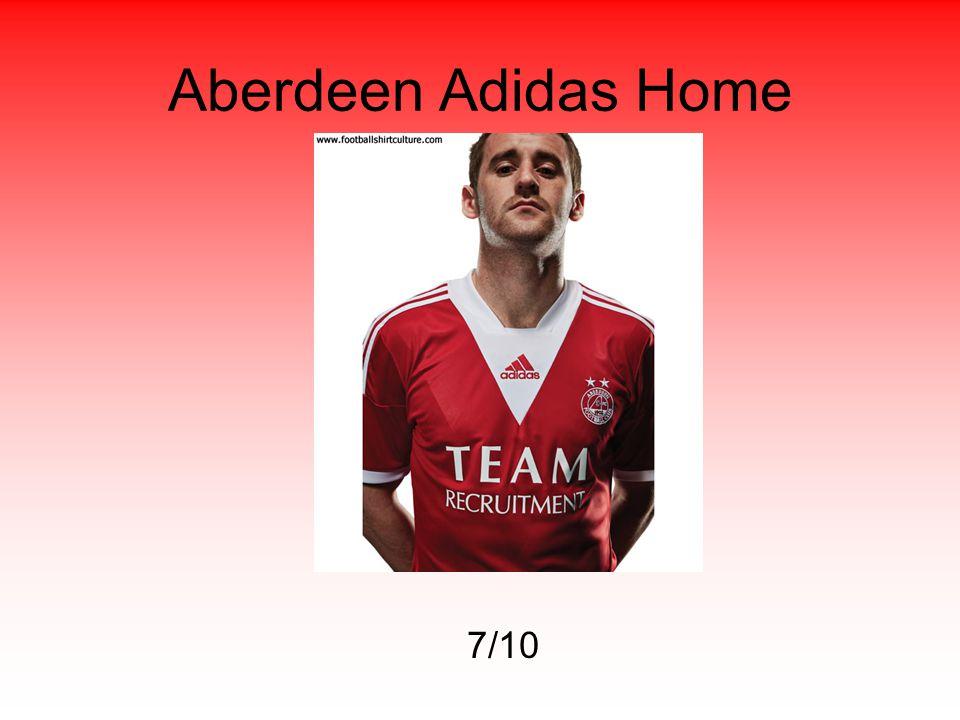 Aberdeen Adidas Home 7/10