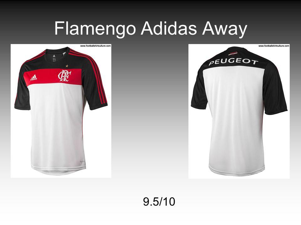 Flamengo Adidas Away 9.5/10