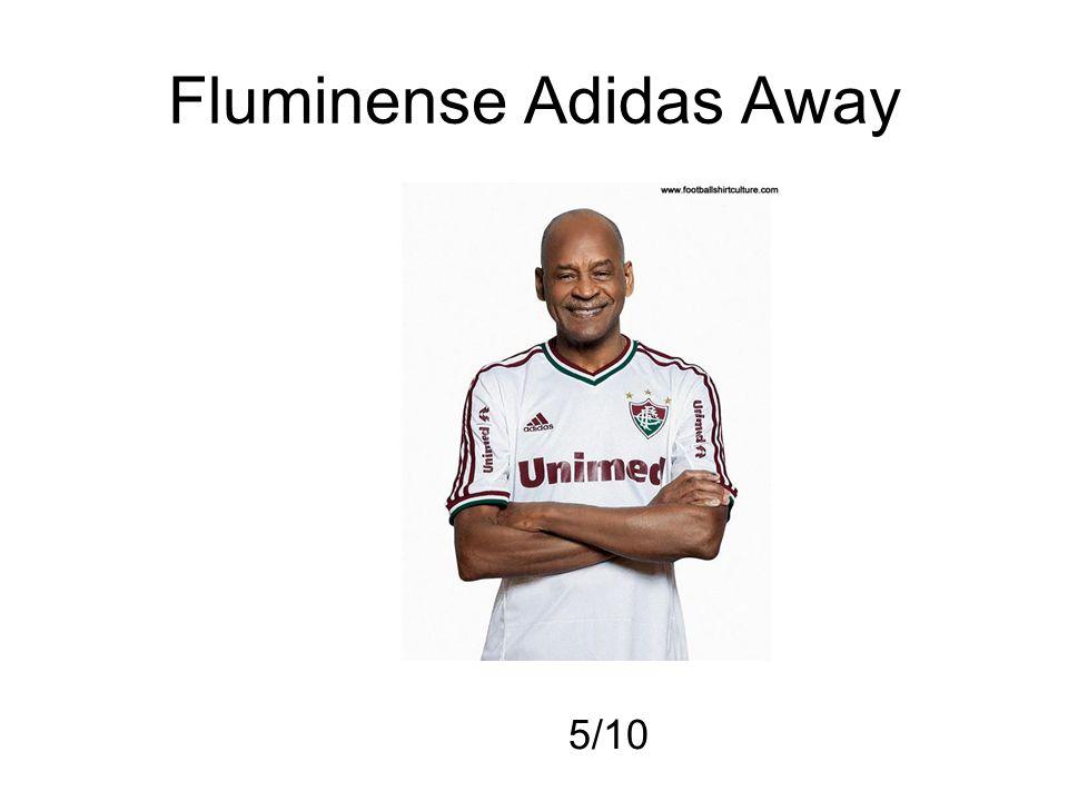 Fluminense Adidas Away 5/10