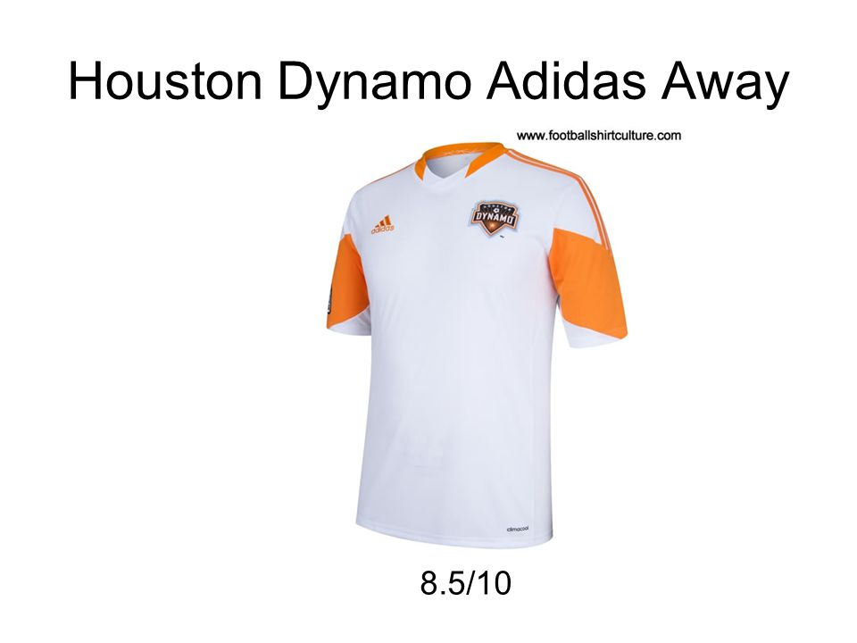 Houston Dynamo Adidas Away 8.5/10