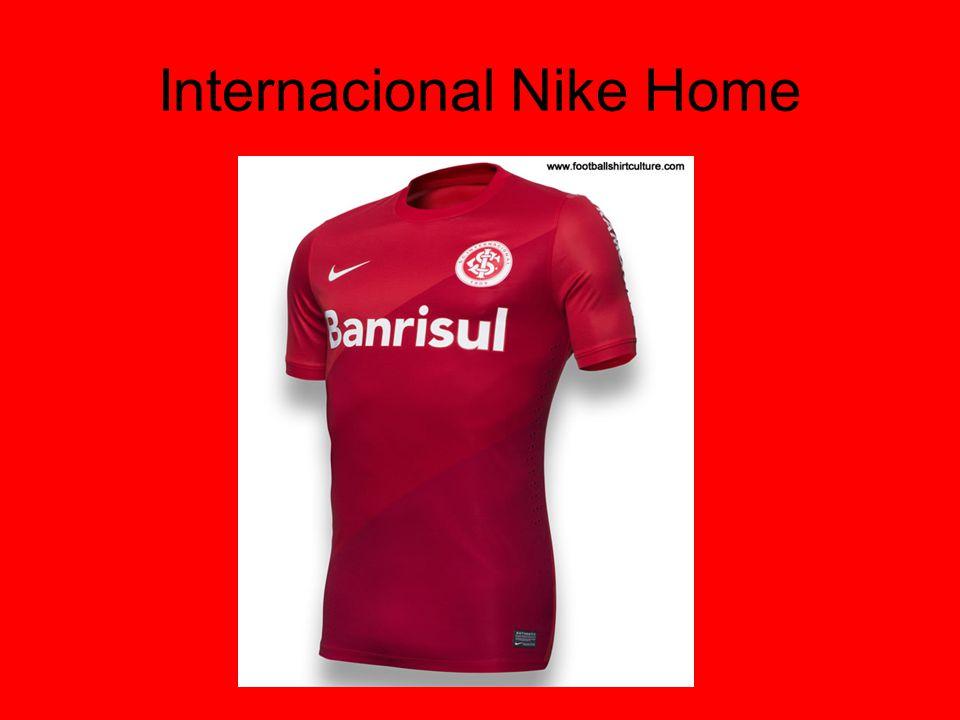 Internacional Nike Home