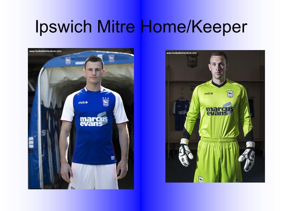 Ipswich Mitre Home/Keeper