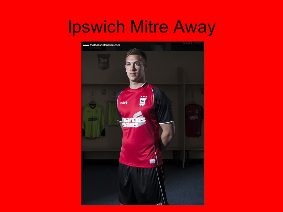 Ipswich Mitre Away