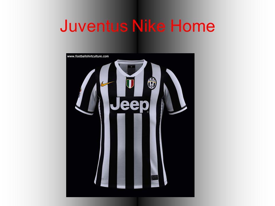 Juventus Nike Home
