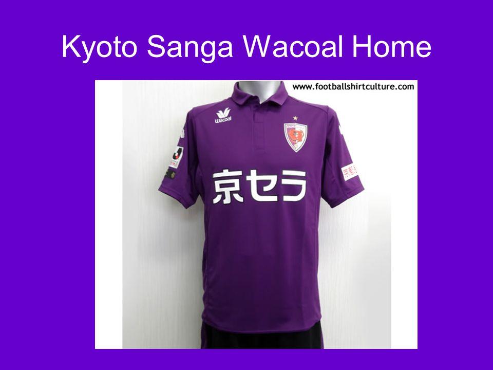 Kyoto Sanga Wacoal Home