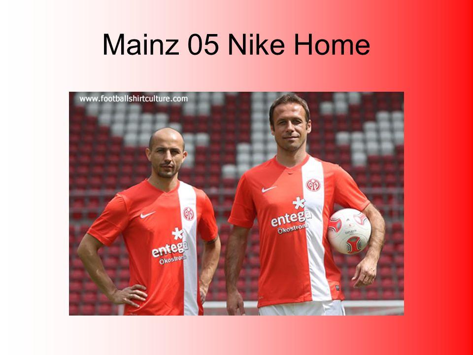 Mainz 05 Nike Home