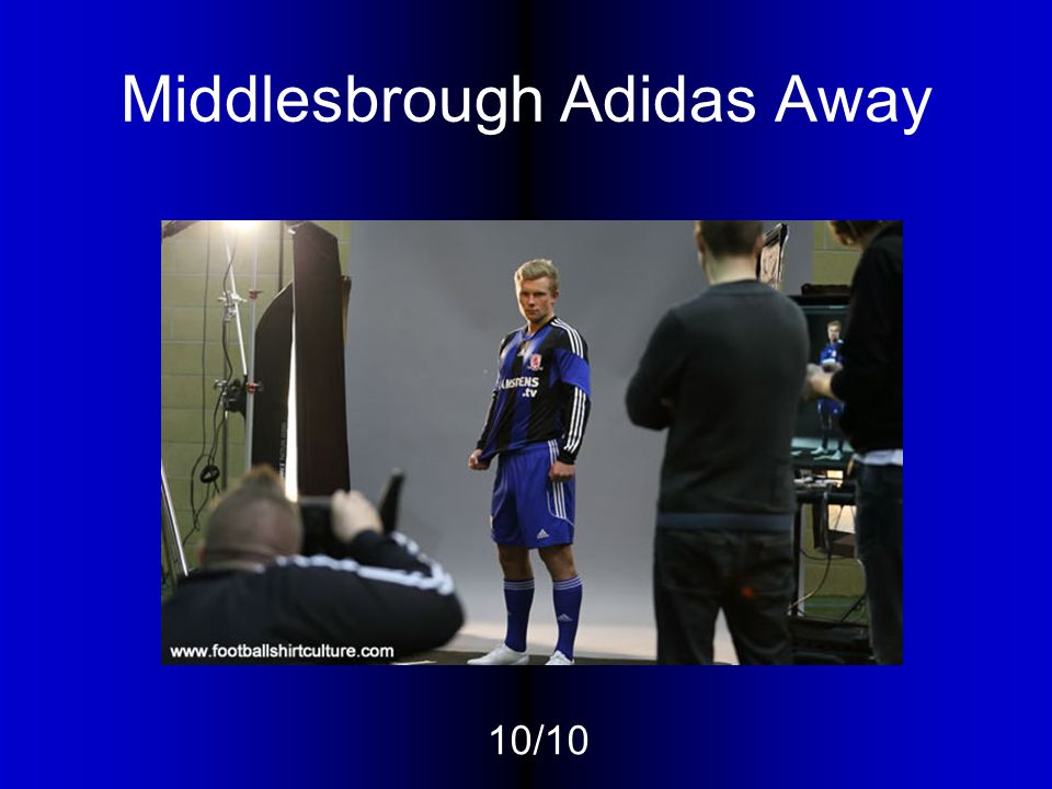 Middlesbrough Adidas Away 10/10