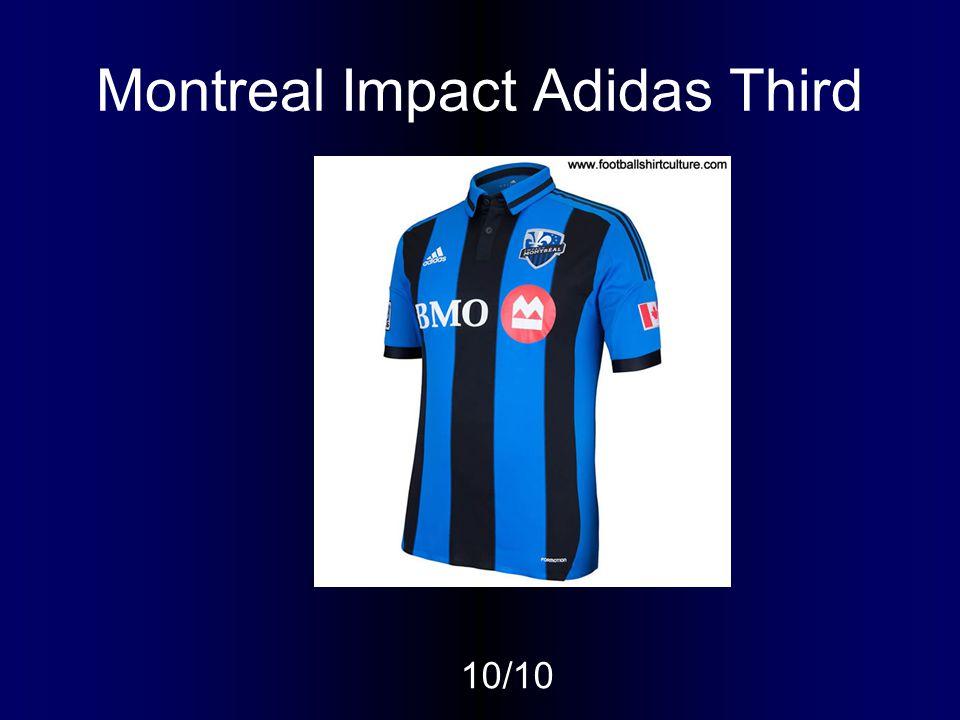 Montreal Impact Adidas Third 10/10