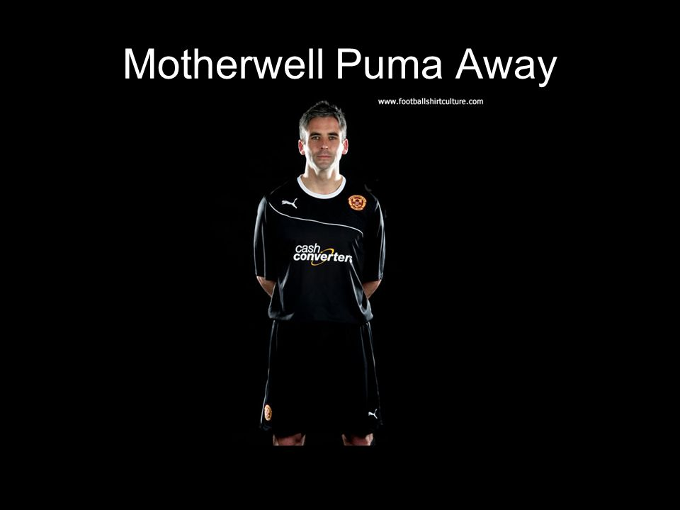 Motherwell Puma Away