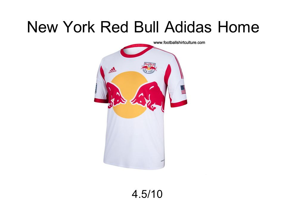 New York Red Bull Adidas Home 4.5/10