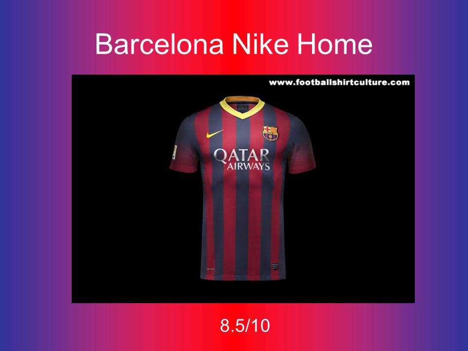 Man. City Nike Home 10/10