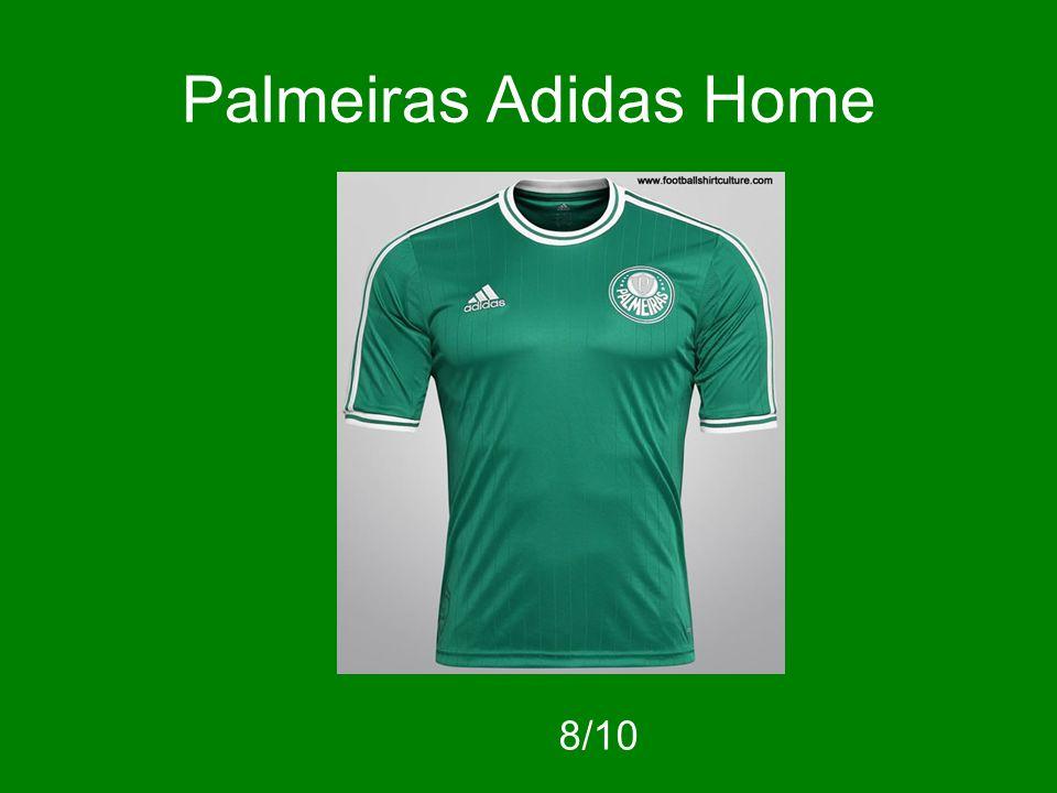 Palmeiras Adidas Home 8/10