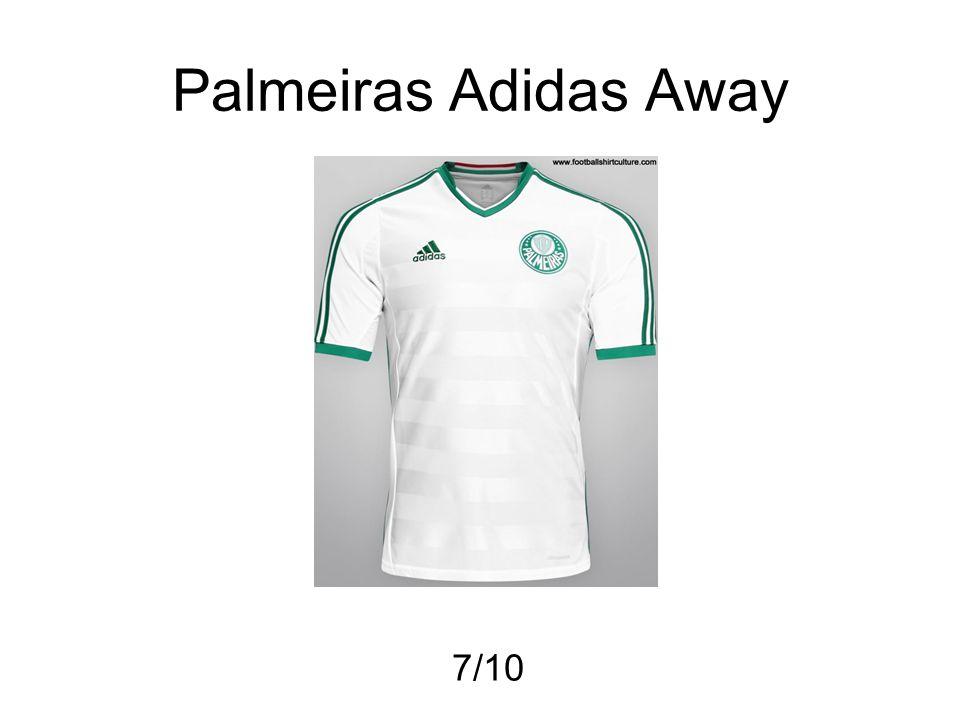 Palmeiras Adidas Away 7/10