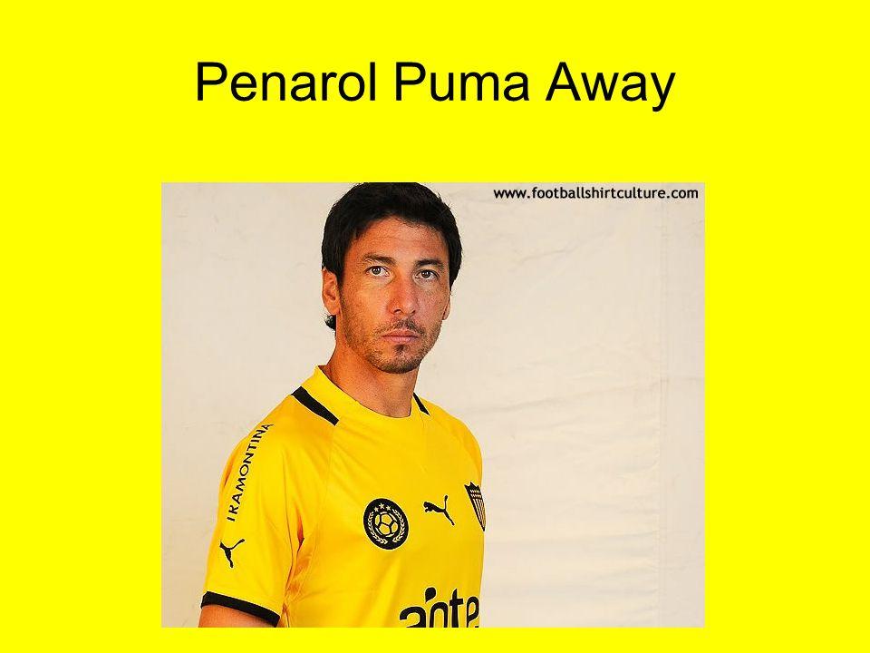 Penarol Puma Away