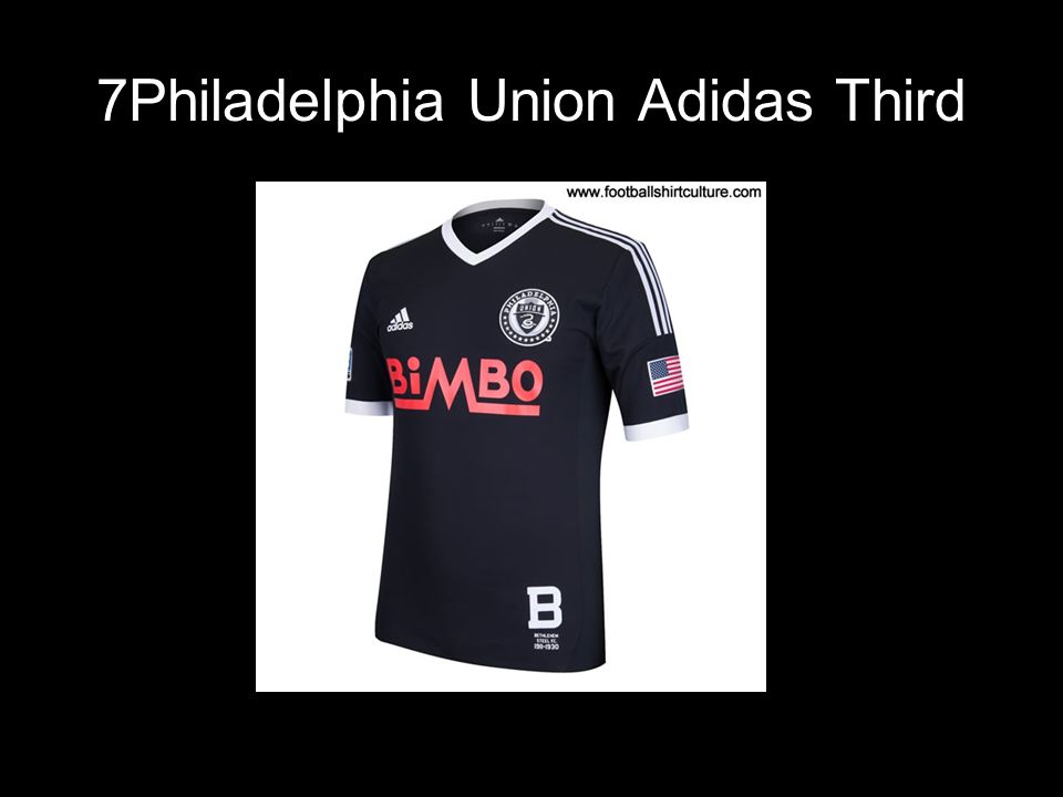 7Philadelphia Union Adidas Third