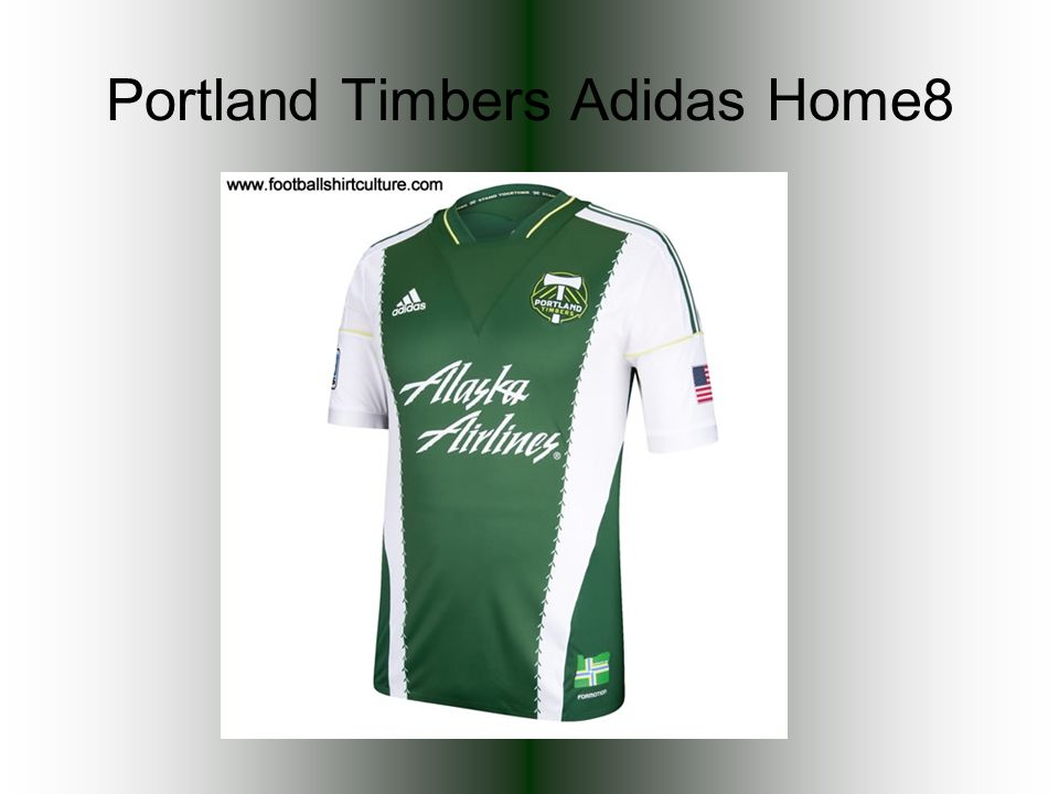 Portland Timbers Adidas Home8