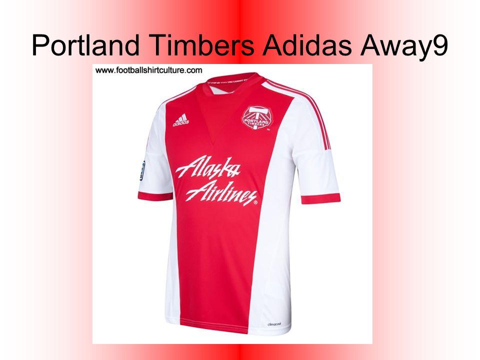 Portland Timbers Adidas Away9