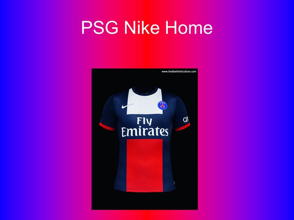 PSG Nike Home