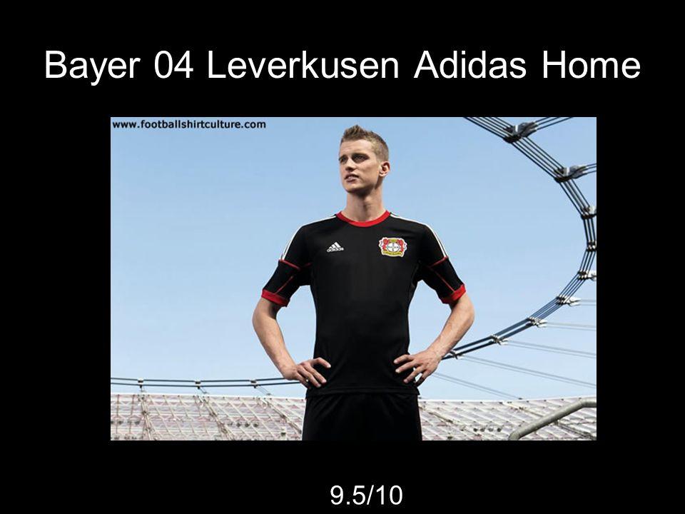 Bayer 04 Leverkusen Adidas Home 9.5/10