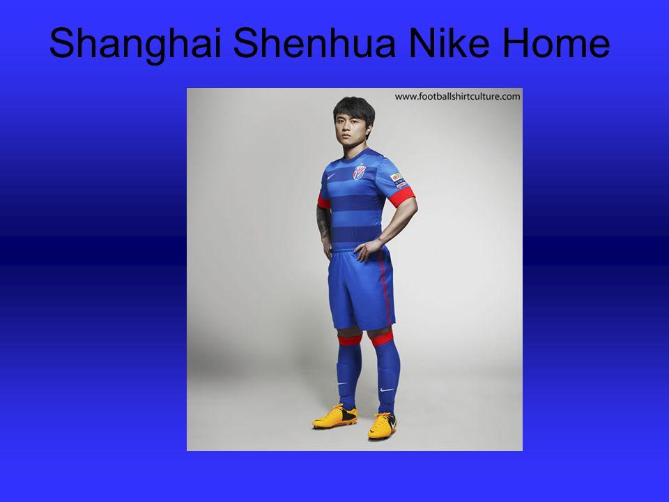 Shanghai Shenhua Nike Home