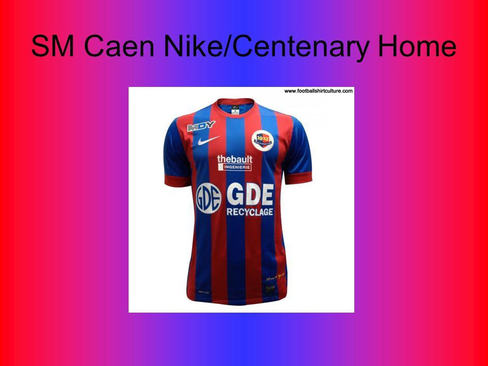 SM Caen Nike/Centenary Home