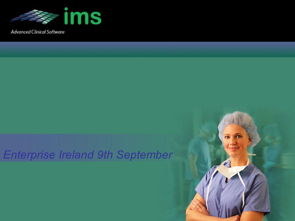 Enterprise Ireland 9th September