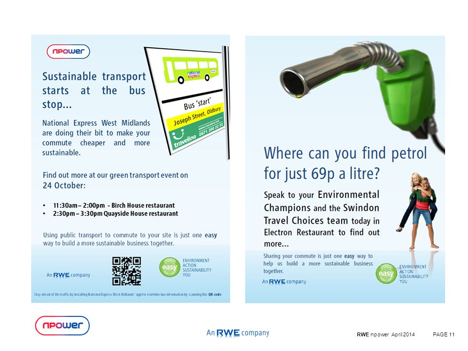 RWE npower April 2014PAGE 11