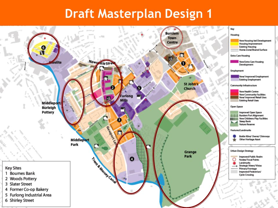 Draft Masterplan Design 2
