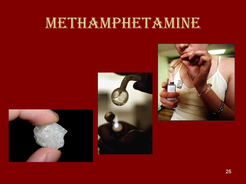 Methamphetamine 25