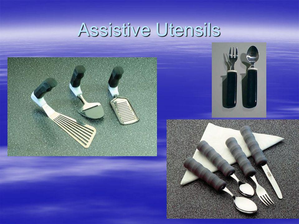 Assistive Utensils