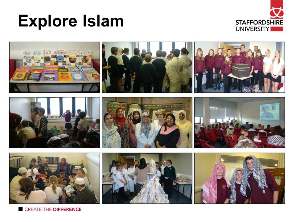 Explore Islam