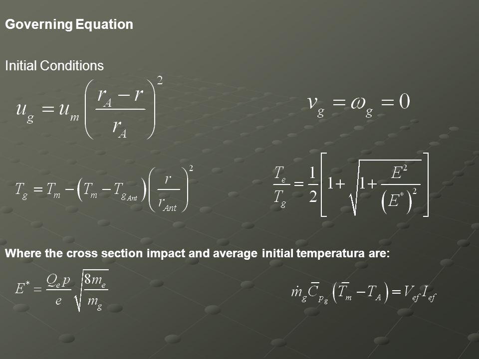 Z ionization Profile Pressure = 1 atmosphere (101325 Pa) Pressure = 1 Torr (133 Pa)