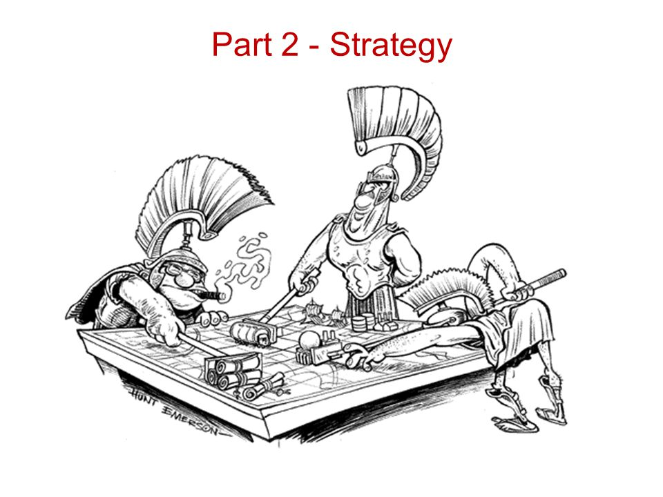 Part 2 - Strategy