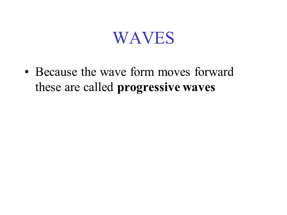 Wind wave – ratio of height to wavelength (wave steepness) = 1 to 7