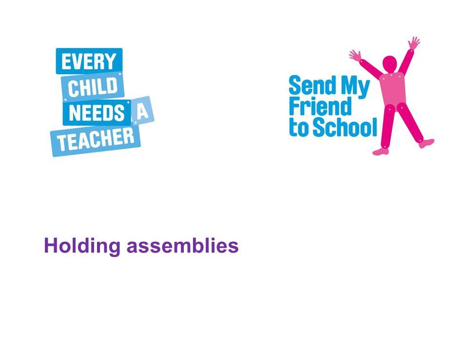 Holding assemblies