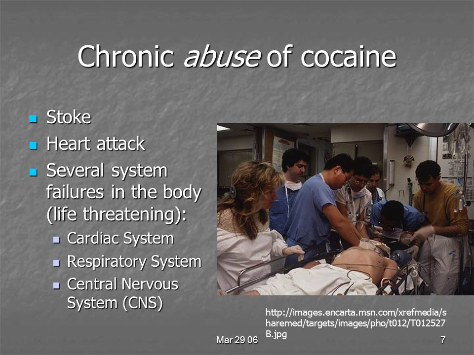 Mar 29 0618 Question Yes it is true that cocaine affects your body physically, but we must also consider how it affects someone socially and psychologically.